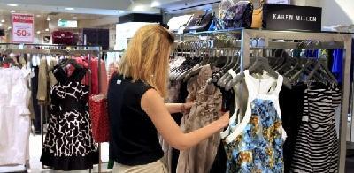 Las ventas del comercio minorista en Baleares caen un 1,6% en julio, pero el empleo crece un 2%