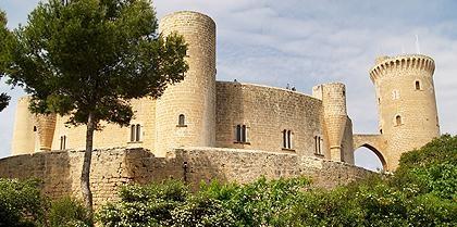 El Castillo de Bellver espera a más de 10.000 personas por el Diumenge de l'Àngel