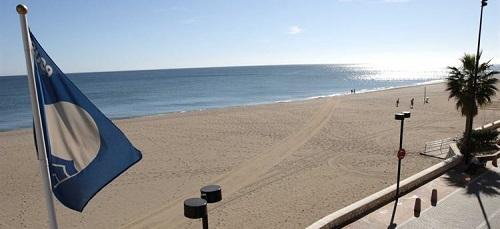 Banderas azules para la Playa de Palma y Cala Estancia