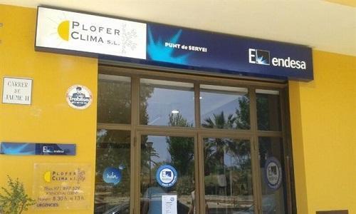 Endesa incrementa su red de oficinas de atenci n al for Oficinas de endesa en malaga