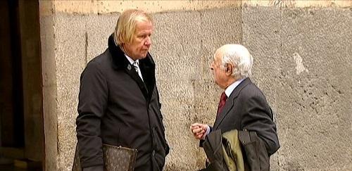 El empresario Matthias K�hn demanda al presidente del GEN por injurias y calumnias y le pide 60.000 euros
