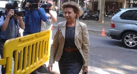María Antonia Munar obtiene el tercer grado penitenciario