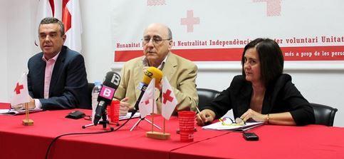 Cruz Roja distribuye 399.768 kilos de alimentos en Baleares el mes de octubre
