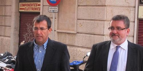 La Fiscal�a pide 18 a�os de c�rcel para Nadal y otros exaltos cargos por desviar 75.654 euros en servicios no prestados