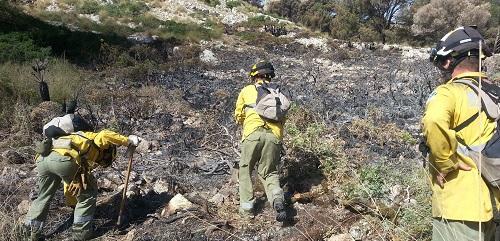 FSP-UGT reivindica la reclasificación de los trabajadores del Ibanat a la categoría de Bomberos Forestales