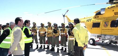 El IBANAT recibir� 850.000 euros del Govern para prevenci�n de incendios forestales en Tramuntana