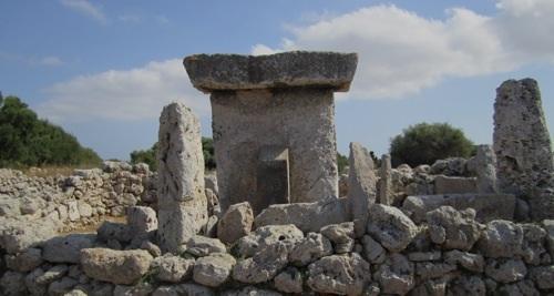 Més per Menorca pide apoyo al plan de trabajo de la Menorca Talayótica