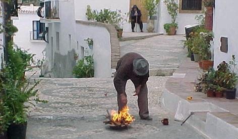 Los bomberos de mallorca piden precauci n con los braseros - Chimeneas palma de mallorca ...