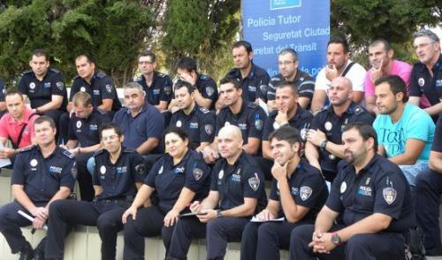 Los policías tutores de las Illes Balears realizan más de siete mil actuaciones con la comunidad escolar durante el estado de alarma