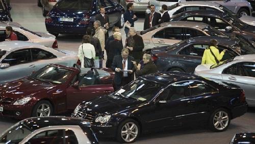 Las ventas de coches usados caen un 2,4% en mayo en Baleares