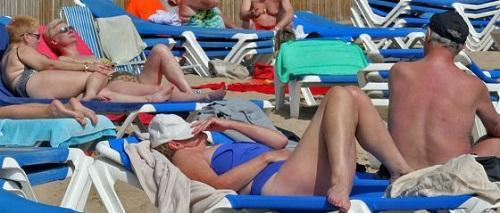 Las pernoctaciones hoteleras en Baleares aumentan un 0,43% en agosto