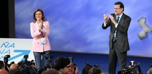 Rajoy: Es momento de dar la 'enhorabuena' a los espa�oles