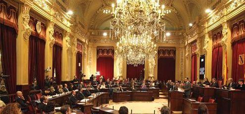 El Parlament aprueba la Ley de Finanzas de la Comunidad Aut�noma de Baleares