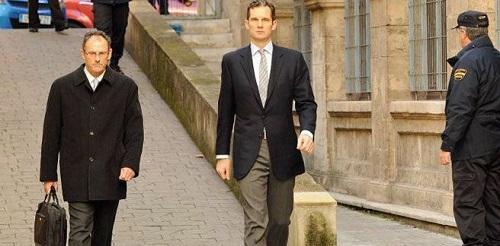 El Duque de Palma, primer acusado en presentar su escrito de defensa