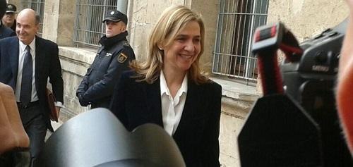 Manos Limpias pedir� ocho a�os de c�rcel para la Infanta Cristina
