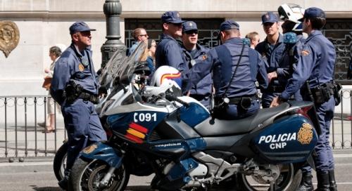 La Policía Nacional detiene a cuatro personas por varios delitos de robo con violencia, robo con fuerza y estafa