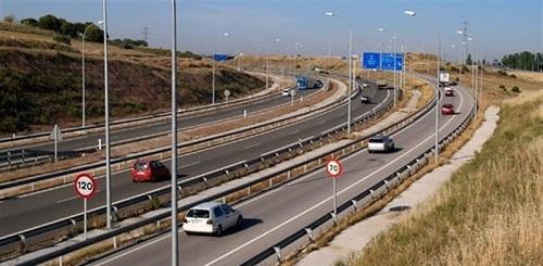 La autopista de Inca recupera la normalidad tras una mañana de colas kilométricas