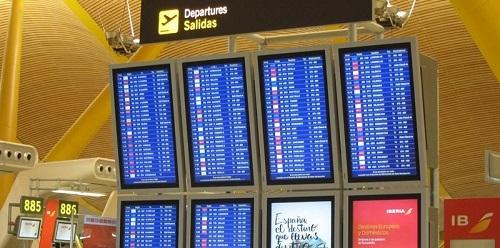 Son Sant Joan registra este s�bado el mayor n�mero de vuelos de la operaci�n retorno, con 963 operaciones