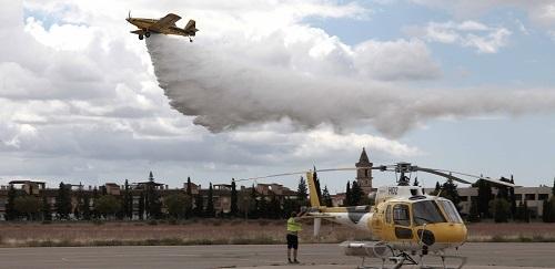 El Govern trabaja para integrar los servicios de extinción de incendios y salvamento