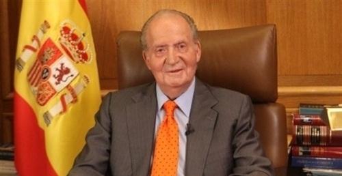 El Rey Juan Carlos anuncia que se retira de la vida pública