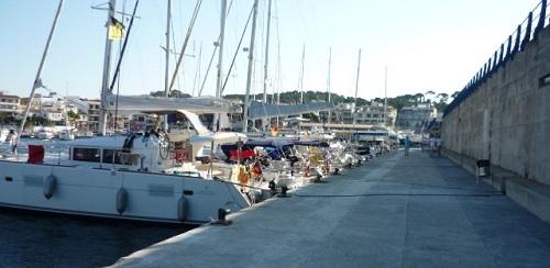 Abierto el plazo para solicitar autorizaciones temporales de uso de puestos de amarre en 6 puertos de Mallorca