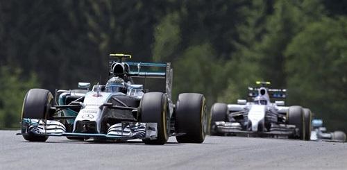 Rosberg firma la pole y Alonso saldr� d�cimo
