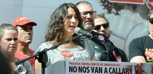 Katiana Vicens recurre la sentencia que la conden� por coacciones y da�os para solicitar su 'libre absoluci�n'