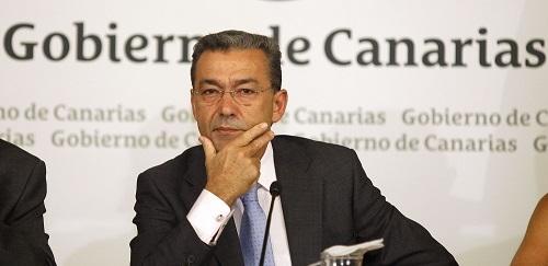 Rivero advierte del riesgo de rebeli�n si el Gobierno 'da la espalda' a Canarias tras las prospecciones
