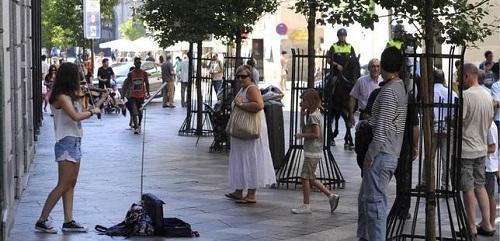 Cs Palma reclama celeridad al Ayuntamiento para aplicar la normativa de músicos callejeros