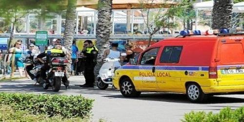 La Policía Nacional detiene a una mujer la cual utilizaba la tarjeta de combustible de la empresa para repostar su coche particular