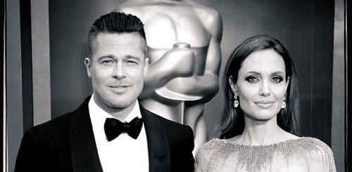 Se�or y se�ora Pitt: Angelina Jolie y Brad Pitt se han casado