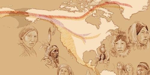 Los primeros humanos del �rtico americano vivieron 4.000 a�os aislados