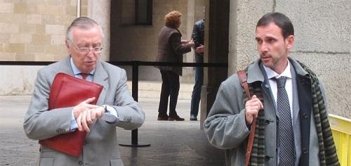 El periodista que redactaba los discursos de Matas ingresa en prisi�n