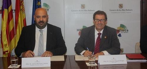La Conselleria aportar� 300.000 euros a la UIB para el fomento y la investigaci�n de las nuevas tecnolog�as