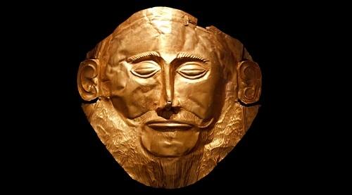�De qui�n era en realidad la m�scara de Agamen�n?