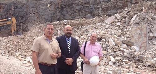 Las obras de demolici�n del hotel Rocamar se encuentran en su fase final