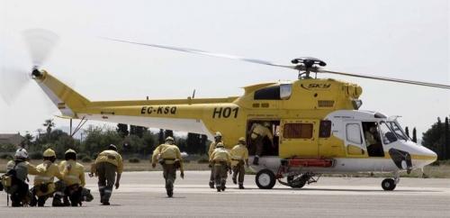 El Govern avanza el final de la �poca de alto riesgo de incendios a este mi�rcoles, 1 de octubre