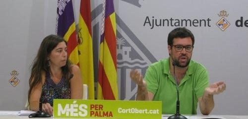 M�S inicia una serie de encuentros para 'construir un proyecto que inunde Palma de Cultura'