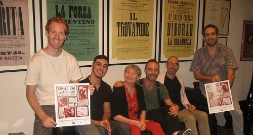 La compa��a teatral francesa Th�atre du Mouvement inicia una gira por su 40 aniversario este viernes el Teatre Principal