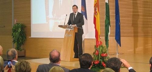 Rajoy cree que en 2015 Espa�a volver� a ser el pa�s que m�s crezca de la zona euro
