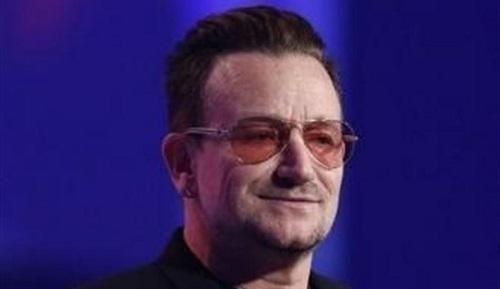 Bono confiesa que lleva gafas oscuras porque sufre un glaucoma