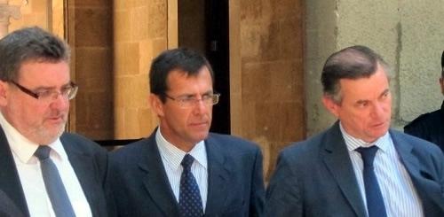 El juez interroga este martes a Nadal y Cerd� por un presunto desv�o de m�s de un mill�n de euros a favor de UM
