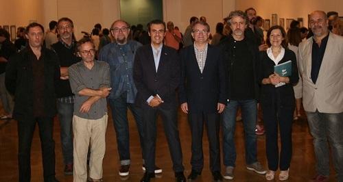 Inaugurada la muestra 'Mar de fons' con las �ltimas creaciones de algunos de 'los autores de c�mic m�s representativos'