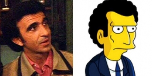 Un actor de Uno de los nuestros exige 250 millones a Los Simpson por usar su imagen