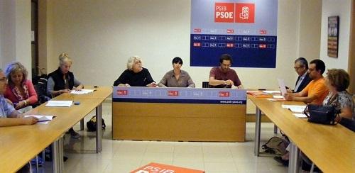 Los Socialistas de Mallorca inician una etapa de 'debate y participaci�n' en un proceso de apertura 'sin precedentes'