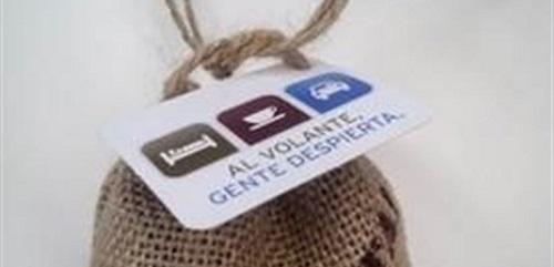 La Federaci�n Independiente del Taxi de las Islas Baleares se suma a la campa�a 'Al volante, gente despierta'
