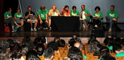 La Assemblea de Docents acusa a Riera de llevar a cabo una 'pol�tica continuista' con la de Camps