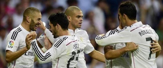 El Real Madrid remonta en un gran segundo tiempo y Messi se queda sin homenaje