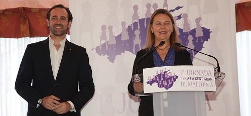 Salom anuncia un incremento de las ayudas econ�micas destinadas a asociaciones de la tercera edad