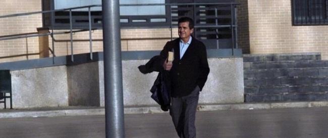 Jaume Matas presenta el recurso contra la revocaci�n del tercer grado